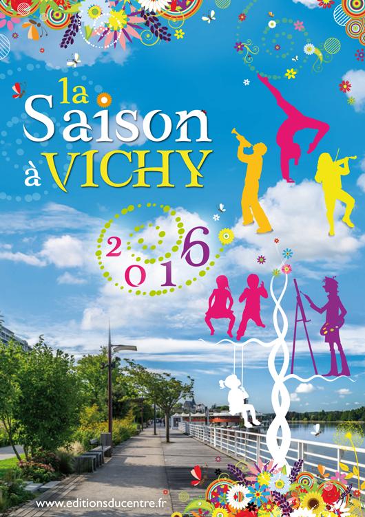 Saison à Vichy 2016